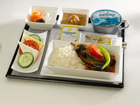 Turkish Airlines In Flight Catering